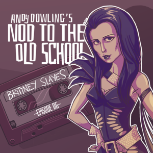 Brittney Slayes - Unleash the Archers - Andy Dowling - Nod to the Old School