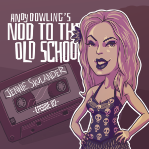 Jennie Skulander - Devilskin - Andy Dowling - Nod to the Old School