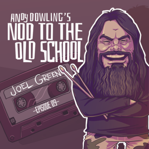Joel Green - Armoured Angel - Witchskull - Andy Dowling - Nod to the Old School