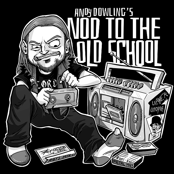 Andy Dowling - Nod To The Old School Podcast